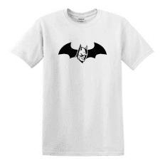 fa3e2544ff Batman fejes egyedi grafikás férfi póló - Pólók többféle témában ...